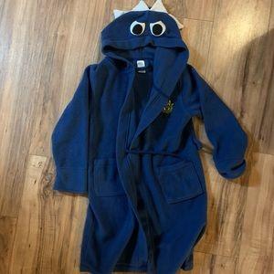 Children's place monster robe